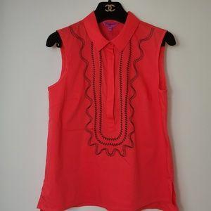 Tops - NWT The Sleeveless Shirt